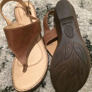 New BORN Sandals